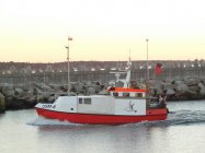 Łódź rybacka, Ustronie Morskie